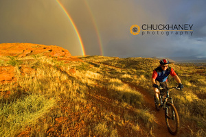 Red Cliffs Rainbow